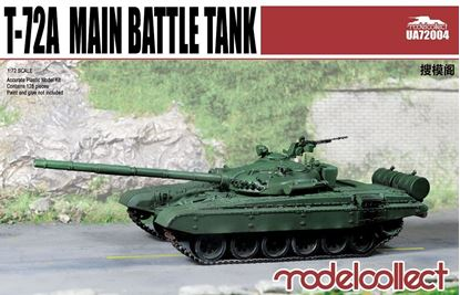 Picture of T-72A Main battle tank